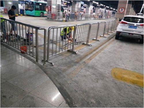 304不锈钢栏杆